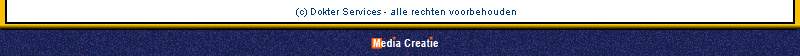 Website Design: MediaCreatie